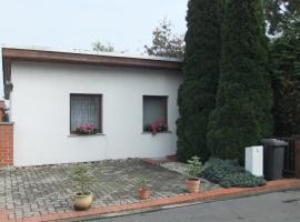 Ferienhaus Klein aber Fein, Dresden (Lockwitz yakınında)