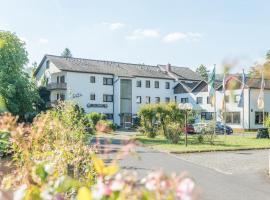 Hotel Zur Mühle, Bad Brückenau (Kothen yakınında)