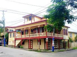 Hi-Et Guest House, San Ignacio (Santa Familia yakınında)