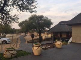 Kalahari Rest Lodge, Kang (Near Ghanzi)