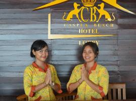 Caspla Beach Hotel Resto and Bar