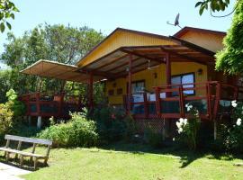 Campesano Ranch Cottage MP8, Villa Alemana (Quebrada Escobares yakınında)