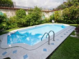 Suites & Apartments San Benito - Zona Rosa