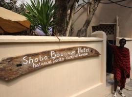 Shaba Boutique Hotel