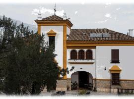Hotel Estación Vía Verde, Olvera