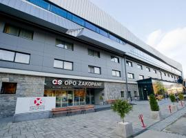 Centralny Ośrodek Sportu - Ośrodek Przygotowań Olimpijskich w Zakopanem