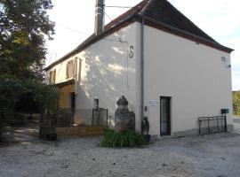 Chez Scallan B&B, Sens sur Seille (рядом с городом Saint-Germain-du-Bois)
