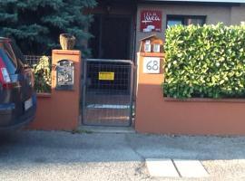 B&B ca di luca, Minerbio (À proximité de: San Marino di Bentivoglio)