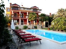 Apartments Max, Врсар (рядом с городом Flengi)