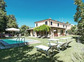 Casa Ezelina Appartamenti, Ginestreto (Montelabbate yakınında)