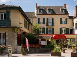 Le Chêne Vert, Saint-Pourçain-sur-Sioule (рядом с городом Saint-Loup)