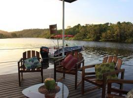Pousada Rio Nilo, Nilo Peçanha (Taberoê yakınında)