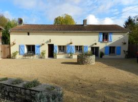 Le Cochon Vole, Saint-Chartres (рядом с городом Frontenay-sur-Dive)