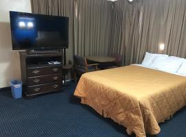 Bonanza Motel, Vega