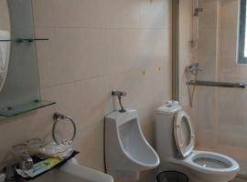 Le Apartment, Wuhan (Jiang'an yakınında)
