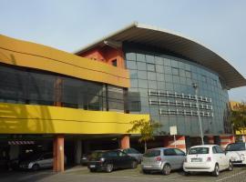 Hotel Padus Meublè, San Quirico