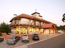 Moinho Itália Hotel, Campos do Jordão