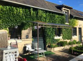 le grenier du jardin, Понторсон (рядом с городом Moidrey)