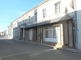 Résidence Le Balzac, Азе-ле-Ридо (рядом с городом Cheillé)