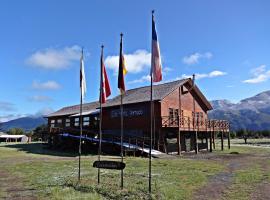 Eco Hotel Antuco, Antuco (Manquel yakınında)