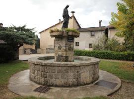 Gîte de La Vierge Noire, La Sône (рядом с городом Saint-Hilaire-du-Rosier)