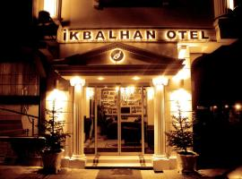 Ikbalhan Hotel, Polatlı (Near Haymana Hot Springs)
