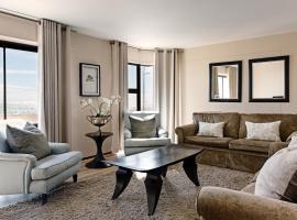De Merindol Luxury Apartments, Strand