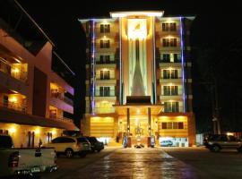 Siam Platinum Pattaya hotel