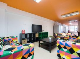 Arc House Barcelona - Youth Hostel