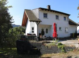 Pension Garni Haus Bismarckhöhe, Bad Ems (Kemmenau yakınında)