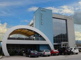 Hotel Novak, Zvornik