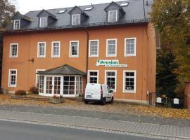 Pension am Tharandter Wald, Grillenburg (Klingenberg yakınında)