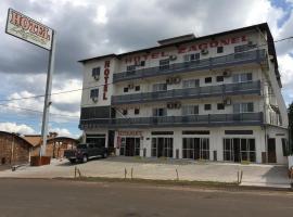 Hotel e Restaurante Zagonel, Chapecó (Xanxerê yakınında)