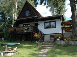 Holiday home Miro, Liberec (Šimonovice yakınında)