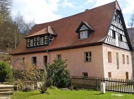 Holiday home Weiãÿenbrunn, Schleyreuth (Kronach yakınında)