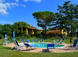 Holiday home Da Vinci Sette, Vinci (Sant'Ansano yakınında)