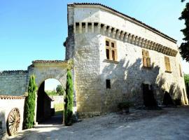 Holiday home Chateau D Agen II, Saint-Caprais-de-Lerm (рядом с городом Пюимироль)