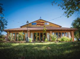 Hotel Rural Coto De Quevedo, Torre de Juan Abad (Castellar de Santiago yakınında)