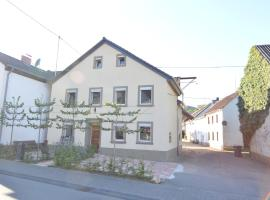 Holiday home Ferienwohnung Welness Am Meer, Meerfeld (Bettenfeld yakınında)