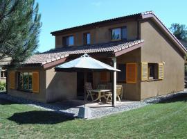 Holiday home Maison Fleurie, Lombez