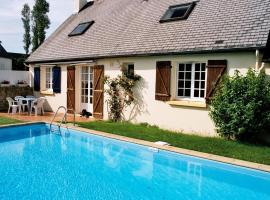 Holiday home Le Clos, Bohars (рядом с городом Saint-Renan)