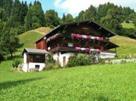 Holiday home Chalet Adelschmied Xxl, Feuring