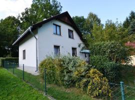 Holiday home Gnor, Horní Stropnice (Žumberk yakınında)
