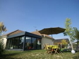 Holiday home Maison De Vacances- Lavau, Lavau (рядом с городом Sainte-Maure)