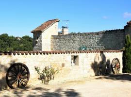 Holiday home Chateau D Agen III, Saint-Caprais-de-Lerm (рядом с городом Laroque-Timbaut)