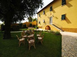 Relais Villa Sensano, Pignano (Sensano yakınında)