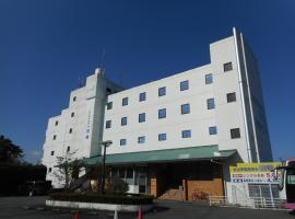 ビジネスホテル羽根伊勢インター