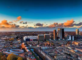 The Penthouse At The Hague Tower, Den Haag (in de buurt van Rijswijk)