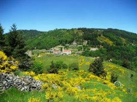 Le Relais De Rochepaule, Rochepaule (рядом с городом Rochepaule)