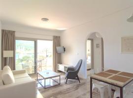 Belvedere Suites Korfos, Korfos